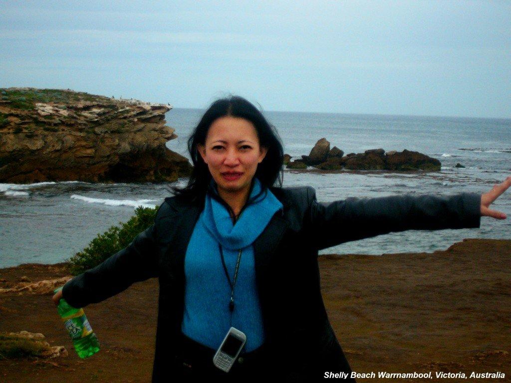 shelly beach, victoria australia