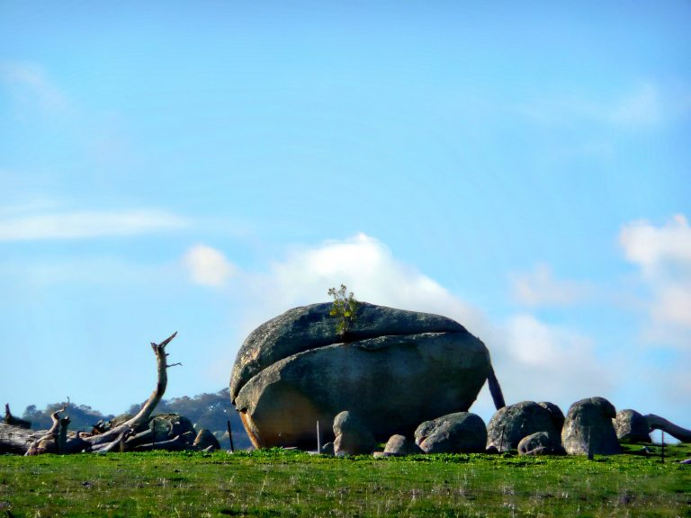 The Rocks at Lancefield Victoria Australia – Part I