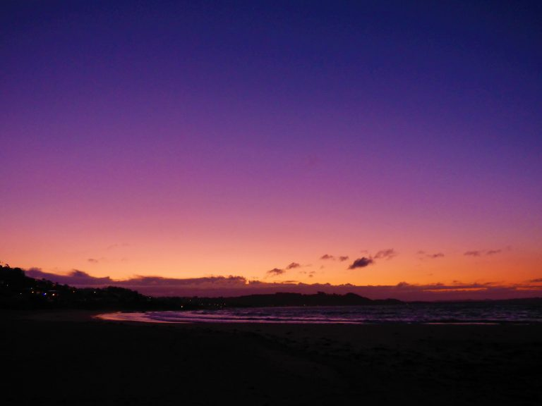 Day-5 Different Sunsets Set at Burnie City, Tasmania