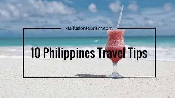 10 Philippines Travel Tips