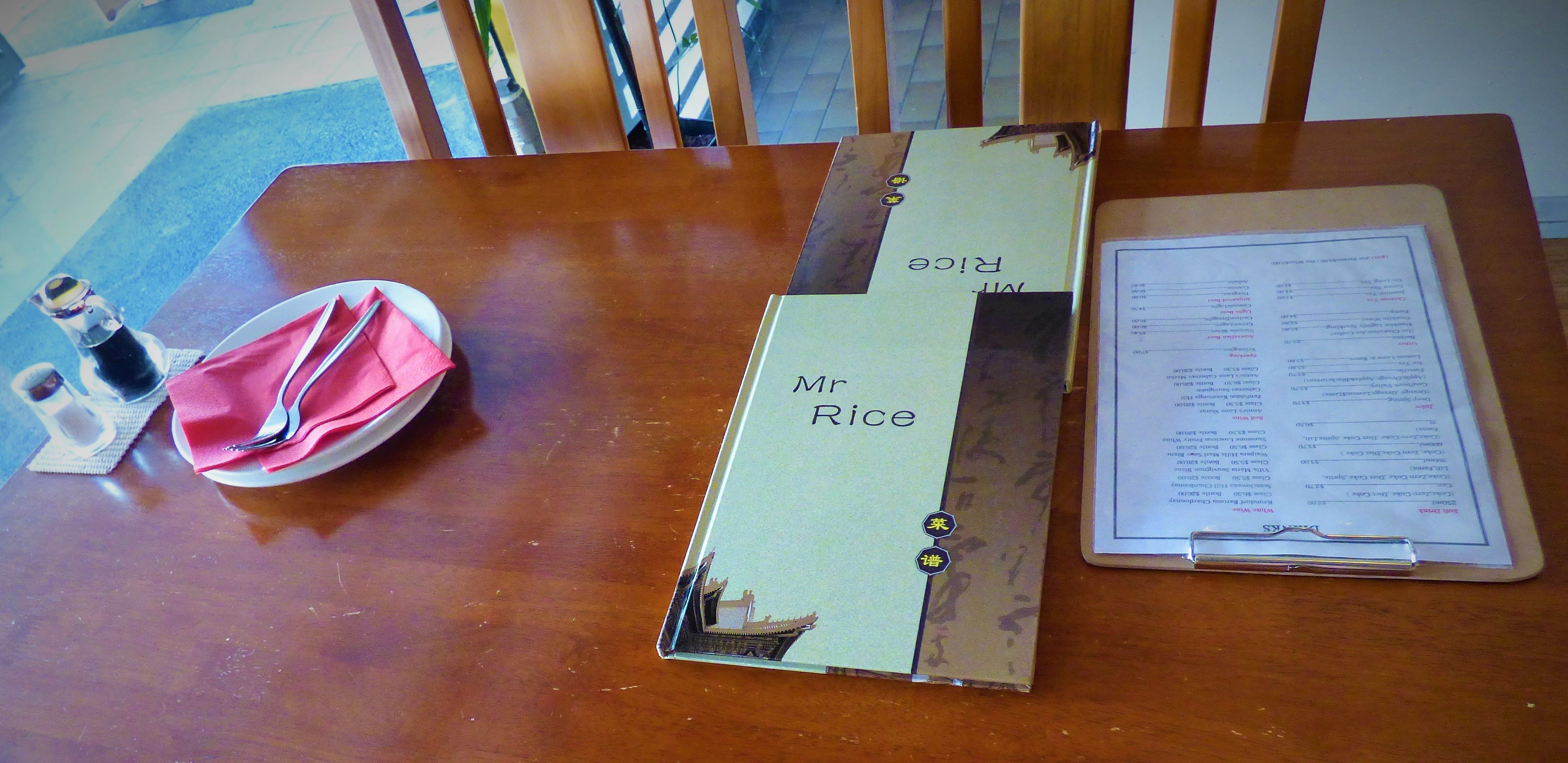 Mr Rice Asian Cuisine Review in Ballarat
